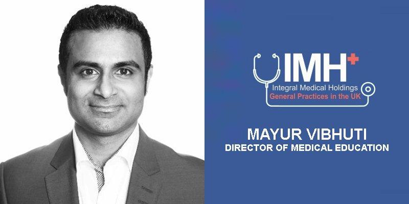 Dr Mayur Vibhuti